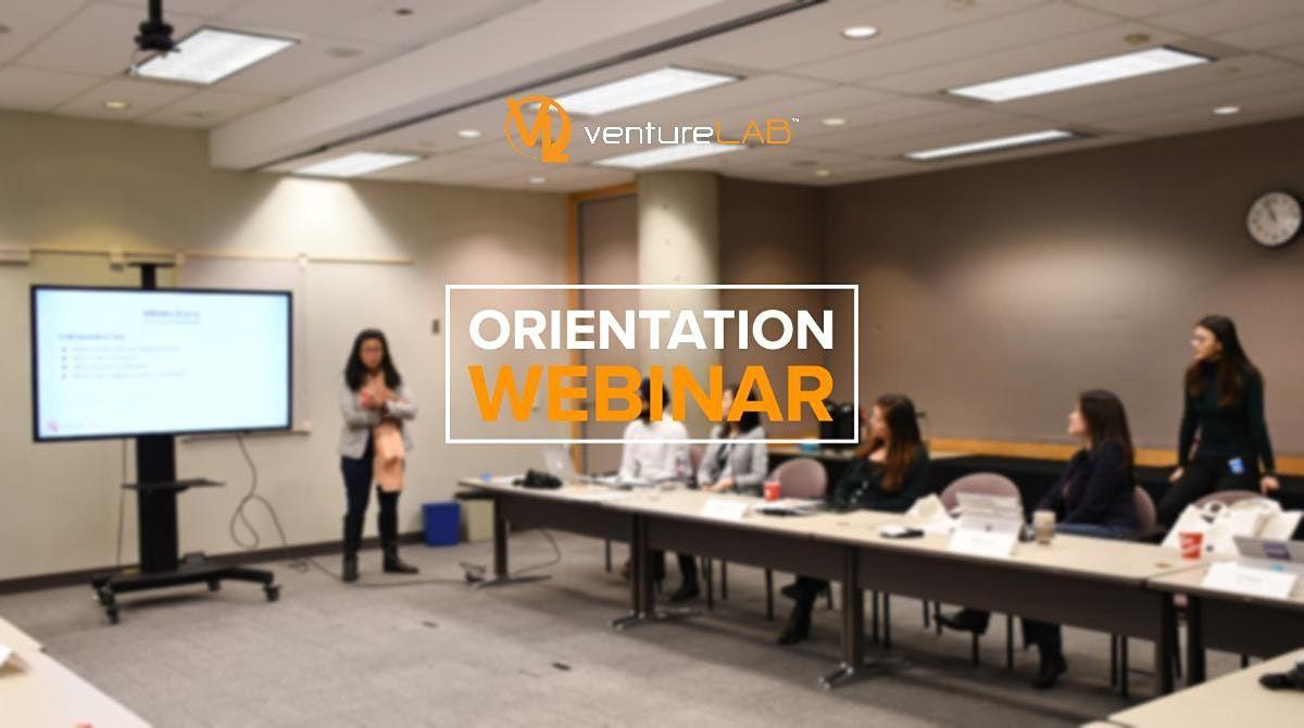 ventureLAB Orientation (Webinar), 24 September | Online Event | AllEvents.in