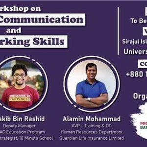 Workshop on Effective Communication and Networking Skills