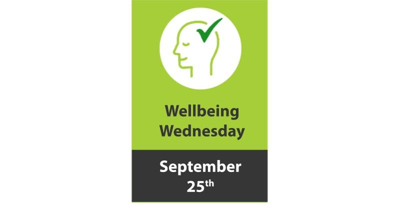 Wellbeing Wednesday - Financial Wellbeing Seminar