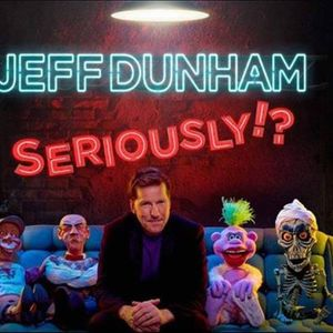 Jeff Dunham in Madison