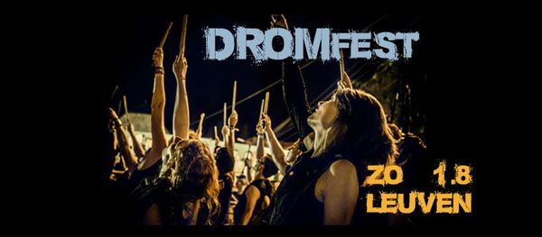 DROMfest 2021, 1 August | Event in Leuven | AllEvents.in