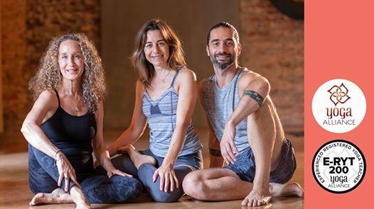 Cihangir Yogann Temelleri (stanbul) Fundamentals of CY