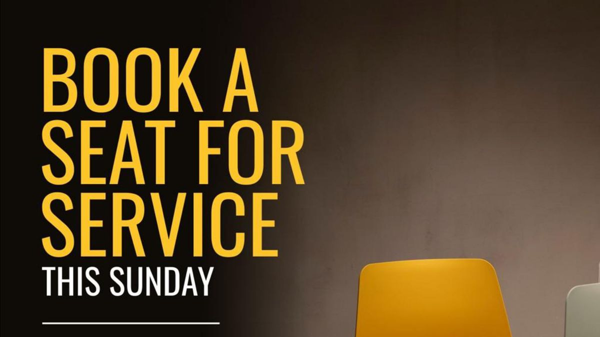Sunday Service Registration| Reserve a seat!, 16 May | Event in LAGOS | AllEvents.in