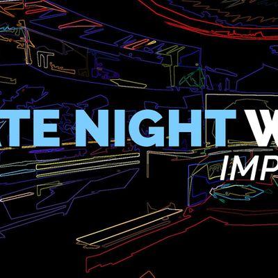 Late Night Writers Improv Show