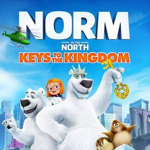 Movies for Kids Norm of the North Keys to the Kingdom