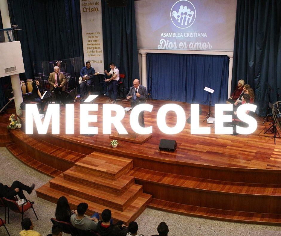 Culto de Miércoles | Event in Ciudad de Buenos Aires | AllEvents.in