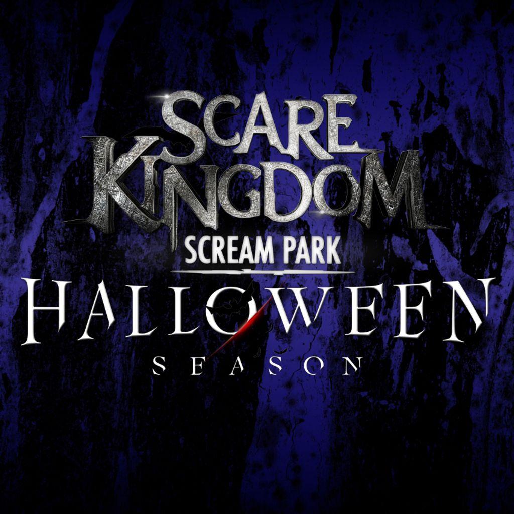 Scare Kingdom Scream Park , 15 October   Event in Blackburn   AllEvents.in