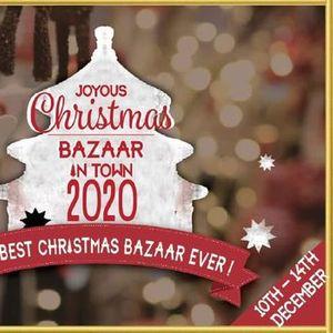 Joyous Christmas Bazaar in Town 2020