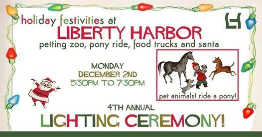 4th Annual Lighting Ceremony