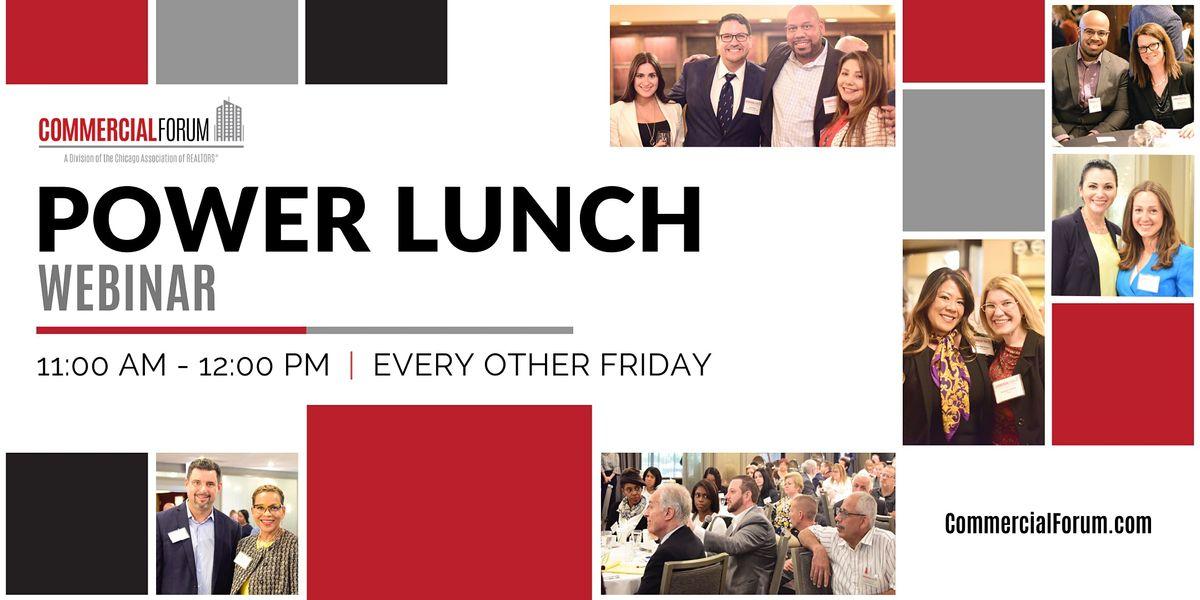 CommercialForum Power Lunch