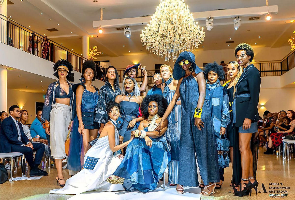 AFRICA FASHION WEEK AMSTERDAM, 19 August   Event in Amsterdam   AllEvents.in