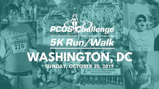 DC PCOS Challenge 5K RunWalk