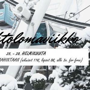 Hiihtoloma Tampere 2021