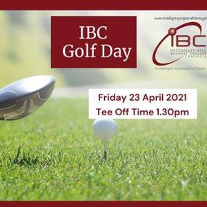IBC Golf Day 2021
