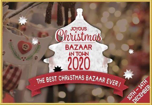 Joyous Christmas Bazaar in Town 2020, 10 December   Event in Miri   AllEvents.in