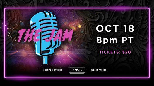The Jam, 18 October   Event in Las Vegas   AllEvents.in