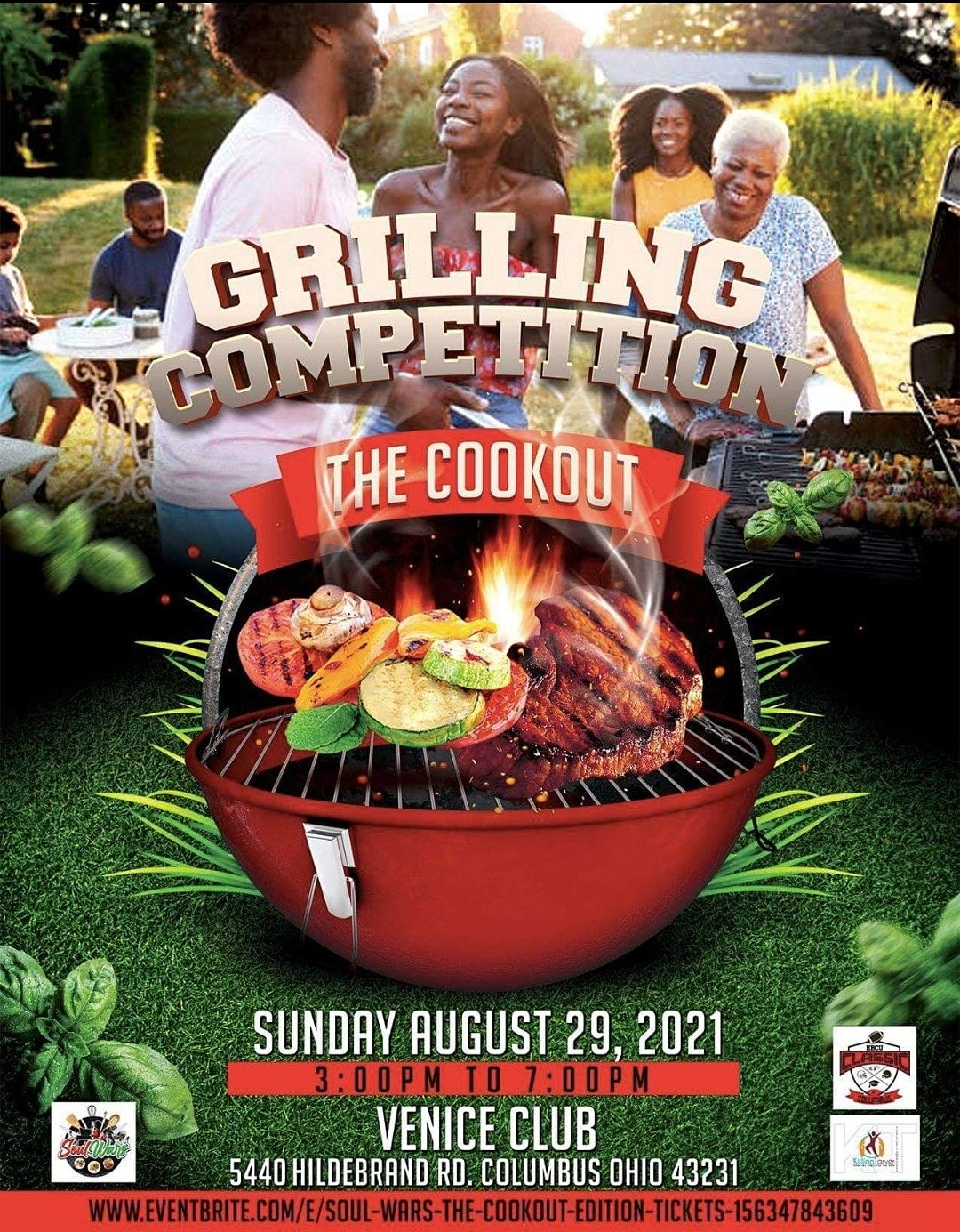 Soul Wars- The Cookout Edition, 29 August | Event in Columbus | AllEvents.in