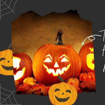 Trick or Treat Halloween Virtual Race