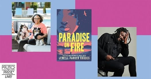 P&P Live! Jewell Parker Rhodes | Paradise on Fire with Jason Reynolds | Online Event | AllEvents.in