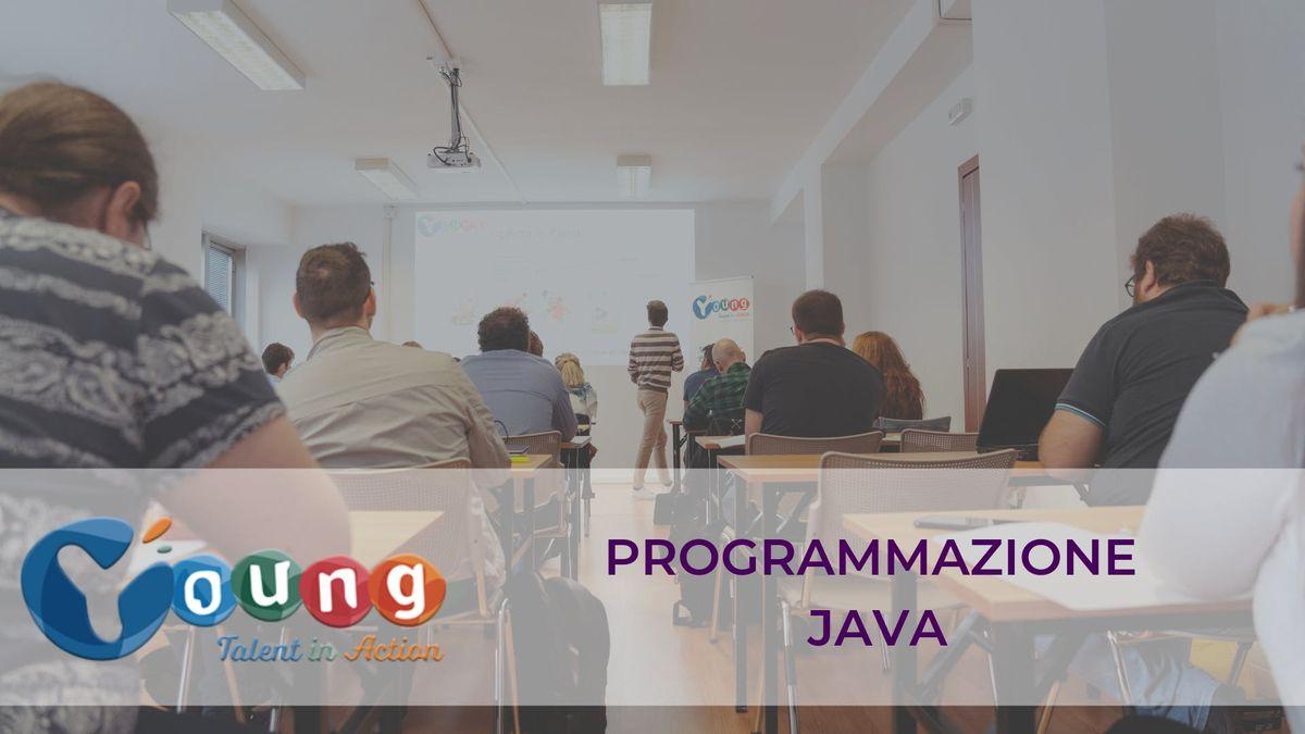 Corso gratuito di Java Enterprise  Young Talent in Action 2019  Catania