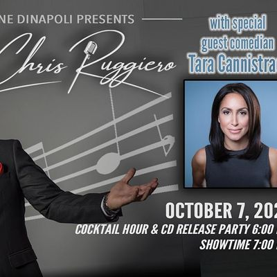An Evening with Chris Ruggiero and Tara Cannistraci