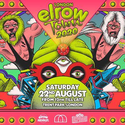 elrow Town London 2022