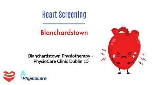 Blanchardstown Heart Screening