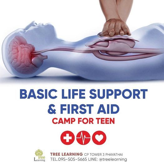 Basic Life Support @ CNX, 19 June | Event in Chiang Mai | AllEvents.in