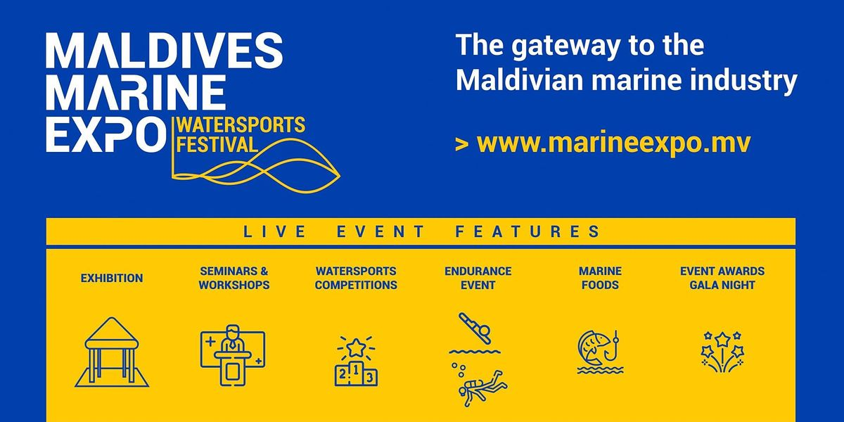 Maldives Marine Expo, 10 December   Event in Malé   AllEvents.in