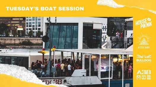 Tuesdays Boat Session  A38 Haj