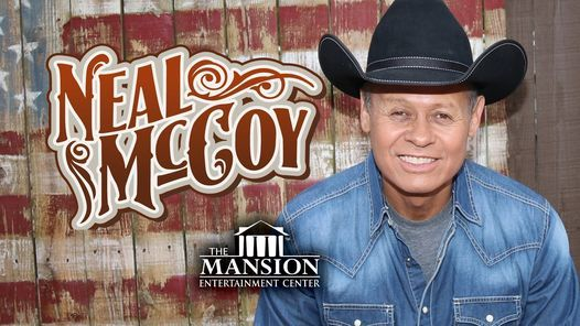 Neal McCoy - April 17th, 2021 (8pm), 17 April | Event in Branson | AllEvents.in