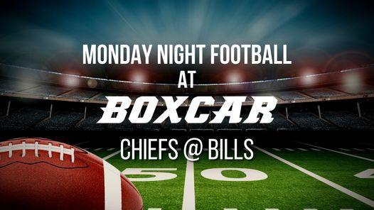 Thursday Night Football Kc V Buf Boxcar Sf Santa Fe 15 October
