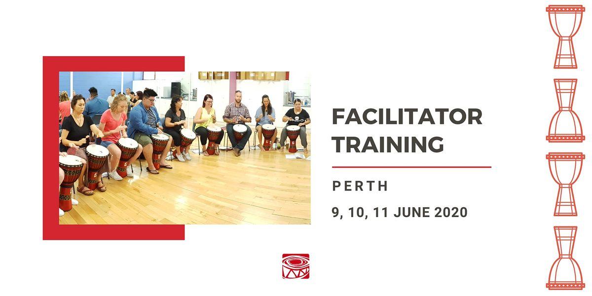 POSTPONED DRUMBEAT 3 Day Facilitator Training  Perth