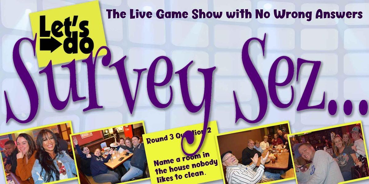 U.D. Students! Survey Sez... Game Show in Newark, DE @ Santa Fe Mexican Grill   Event in Newark   AllEvents.in