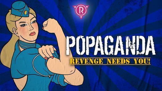 POPAGANDA - Tuesdays at Club Revenge, 26 October | Event in Brighton | AllEvents.in