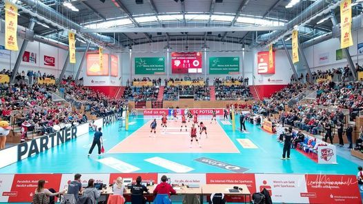SC Potsdam - Allianz MTV Stuttgart, 17 February | Event in Potsdam | AllEvents.in