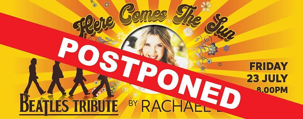 Here Comes The Sun: Beatles Tribute by Rachael Leahcar, 22 April | Event in Gawler | AllEvents.in