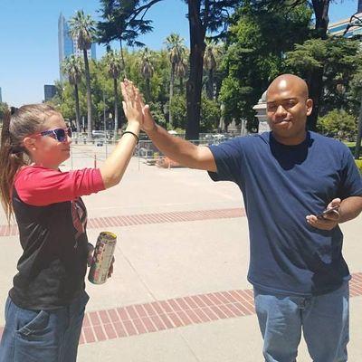 Sacramento Lets Roam Treasure HuntCalifornia Capital
