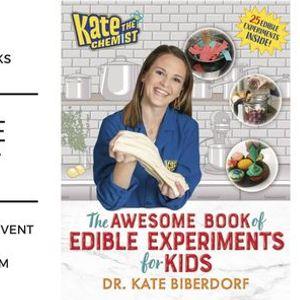 Author Event Kate the Chemist