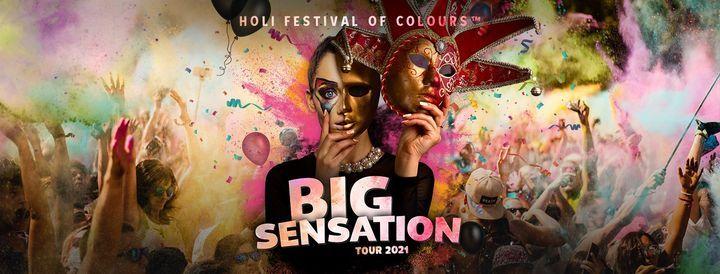 HOLI FESTIVAL OF COLOURS ESSEN-GELSENKIRCHEN 2021, 11 July | Event in Gelsenkirchen | AllEvents.in