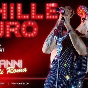 Achille Lauro live a Roma  30 e 31 ottobre