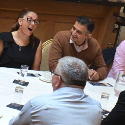 Business Networking Breakfast Event - via Zoom