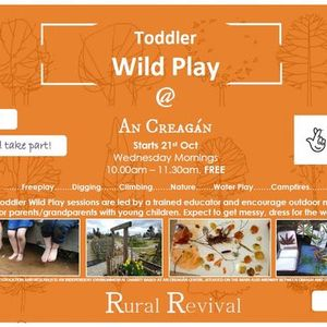 Toddler Wild Play - Book Now