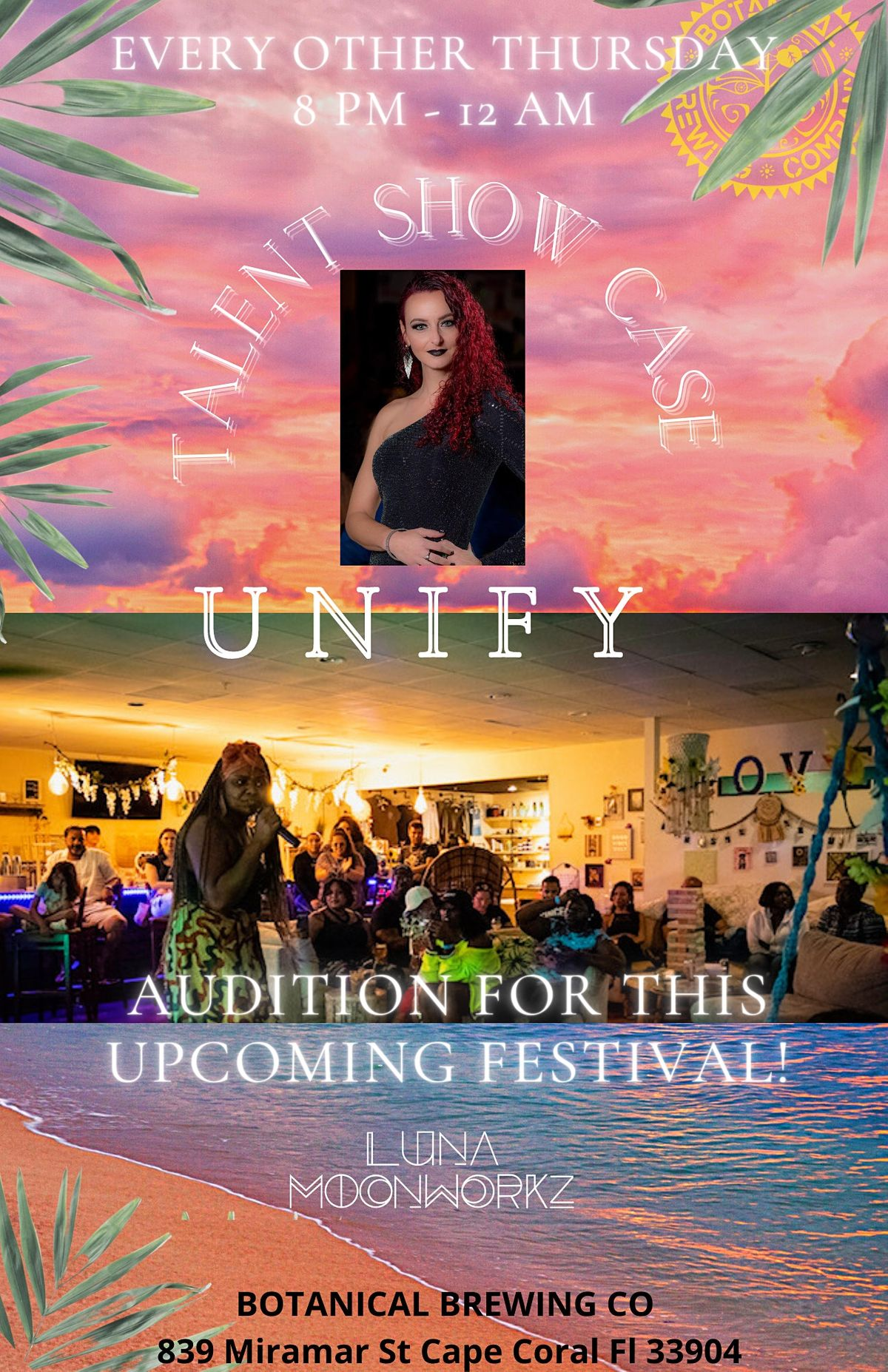 UNIFY TALENT SHOWCASE  at Botanical Brewing Company | Event in Cape Coral | AllEvents.in