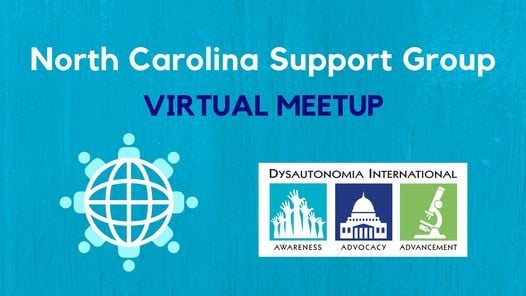 North Carolina Support Group: Virtual Meetup, 28 September | Online Event | AllEvents.in