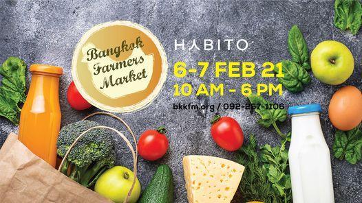 Bangkok Farmers' Market at Habito Mall, 6 February | Event in Bangkok | AllEvents.in