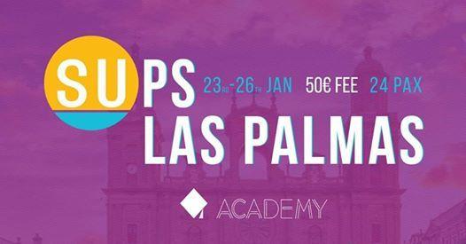 SUPS Las Palmas 2020
