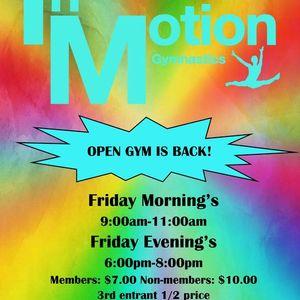 Evening Open Gym