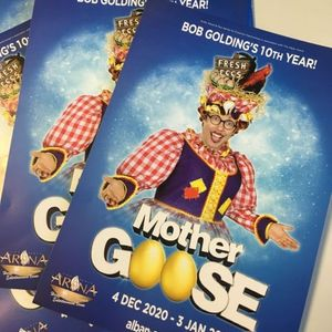 Mother Goose at St Albans Arena