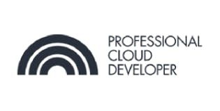 CCC-Professional Cloud Developer (PCD) 3 Days Training in Wellington